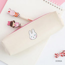 Donna - Hellogeeks petite zipper pencil case