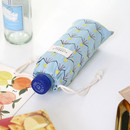 Sky - Florence pattern small drawstring pouch