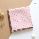 Rose - Florence pattern cotton handkerchief