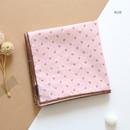 Rose - Florence pattern cotton handkerchief