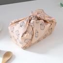 Pink - Florence pattern cotton handkerchief