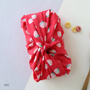 Red - Florence pattern cotton handkerchief