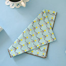 Sky - Florence pattern cotton handkerchief