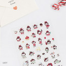 Lucy - Hellogeeks petite deco sticker