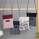 Comely pattern small crossbody bag
