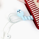 Seal - Animal rubber cable & earphone organizer