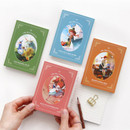 Classic story small lined notebook