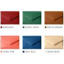 Colors of Select pocket card case holder