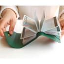 Forest green - Select pocket card case holder