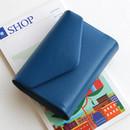 Navy blue - Select pocket card case holder