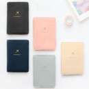Think about soft RFID blocking passport cover