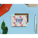 Life in bloom - 100 day project planner