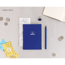 Cobalt blue - My wise cash book planner