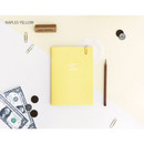Naples yellow - My wise cash book planner