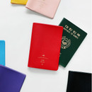 Aire delce RFID blocking passport cover