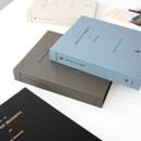 Piece of moment memory 3 ring binder