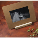 4X6 4X6 kraft paper photo frame set