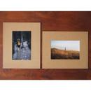 4X6 kraft paper photo frame set