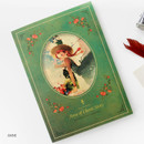 Anne - Classic story free lined notebook