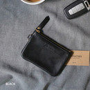Black - The Classic leather card wallet