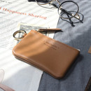 Brown - The Classic leather card wallet