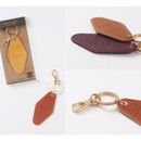 package for The Classic leather key ring