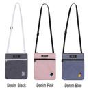 Colors of Tropical travel small crossbody bag