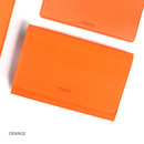 Orange - Fenice premium business card case