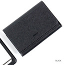 Black - Fenice premium business card case