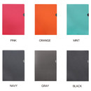 Colors of Premium business A4 document file holder