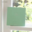 Light green - Doodling medium drawing notebook