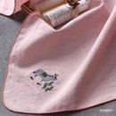 Donkey - Tailorbird animal fastel small blanket