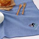 Boston terrier - Tailorbird animal fastel small blanket