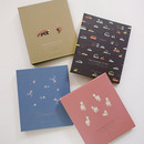 Remember our time self adhesive photo album