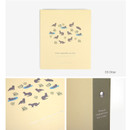 Otter - Remember our time self adhesive photo album