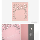 Java sparrow - Remember our time self adhesive photo album