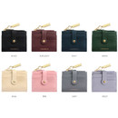 Colors of Think about W folding card case
