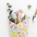 Flower - My big pattern cotton handkerchief