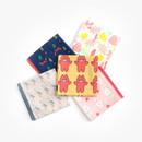My big pattern cotton handkerchief