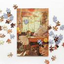 Alice through the looking glass 108 piece jigsaw puzzle