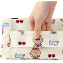 Top handle - Line friends travel bag packing organizer