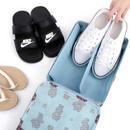 Line friends travel shoes mesh pocket pouch ver.2