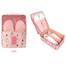 Cony - Line friends travel shoes mesh pocket pouch