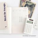 Exchange list, Budget