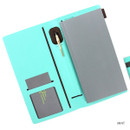 Mint - Premium business small notebook and pen holder