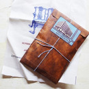 Vintage and antique postcard envelope set