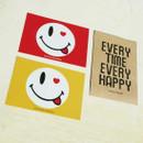 Happy time postcard envelope set
