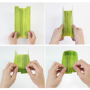 Banana leaf multipurpose tray - small