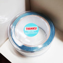 Package for Thanks message packing tape