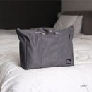 Gray - Travelus pocket travel organizer bag